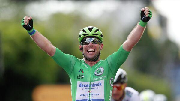 Велогонщик Марк Кавендиш (Великобритания)