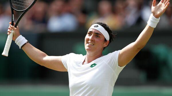 Тунисская теннисистка Онс Жабер