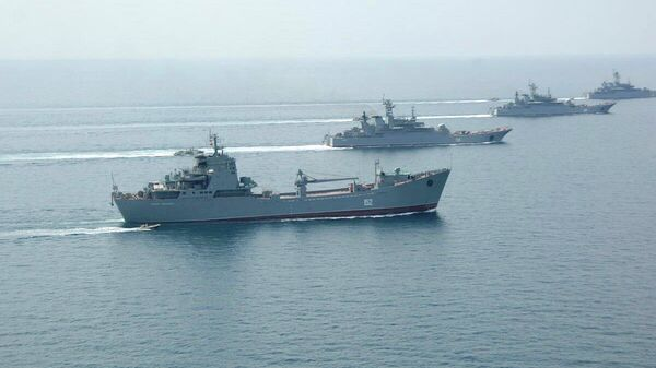 В Черное море вошел греческий военный катер