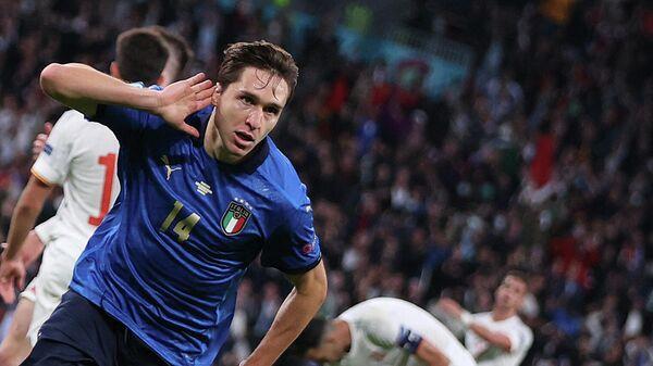 Полузащитник сборной Италии Федерико Кьеза