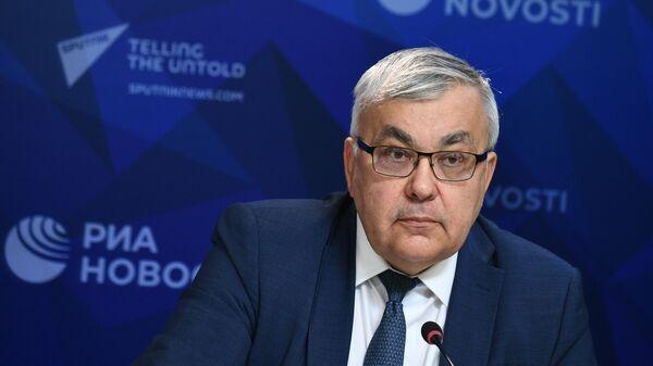 Заместитель министра иностранных дел России Сергей Вершинин