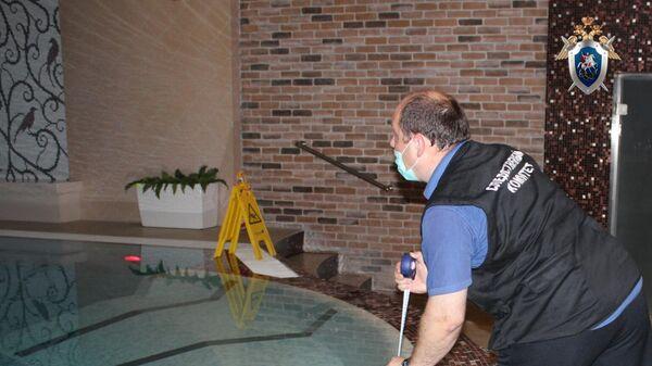 Девочку затянуло в слив бассейна в калининградском отеле