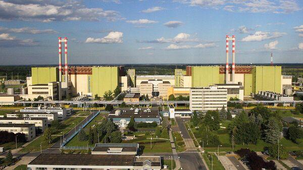 Атомная электростанция Пакш в Венгрии