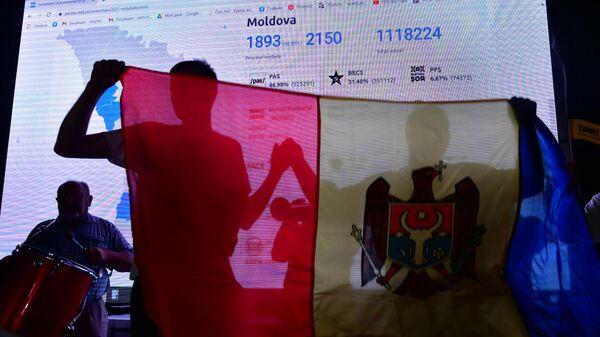 В Совфеде прокомментировали итоги выборов в парламент Молдавии