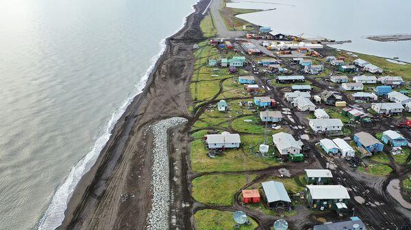 Деревня Кивалина, Аляска