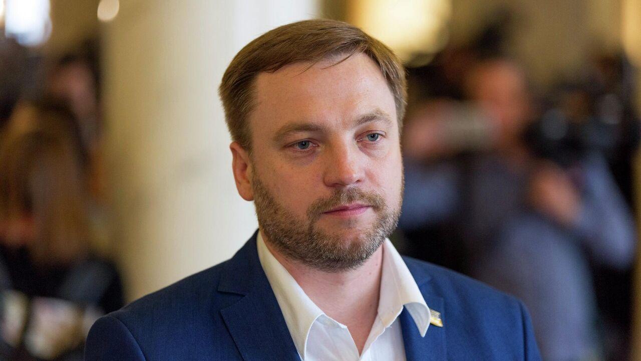 МВД Украины возглавил Денис Монастырский