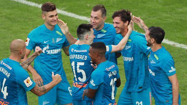 Футбол. Суперкубок России. Матч Зенит - Локомотив