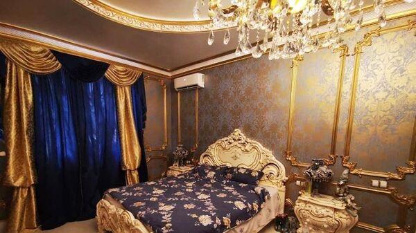 Спальня в доме главы ГИБДД по Ставропольскому краю Алексея Сафонова