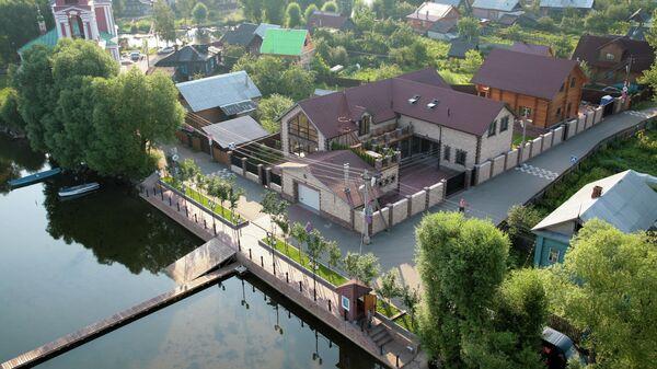 Рыбная слобода в Переславле-Залесском