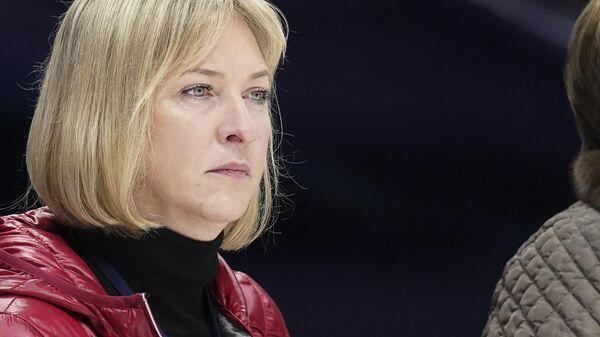 Тренеры Елена Кустарова и Светлана Алексеева