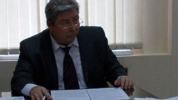 Управляющий ОПФР по Челябинской области Виктор Чернобровин