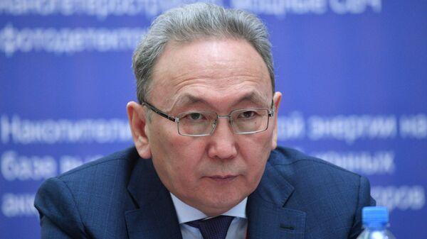 Постоянный представитель Республики Саха (Якутия) при президенте РФ Андрей Федотов