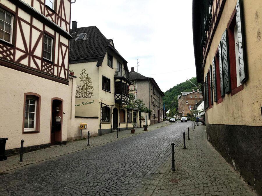 Бахарах, Райнланд-Пфальц