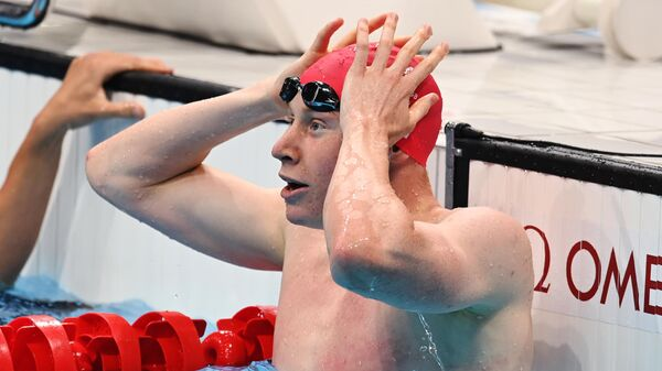Олимпиада-2020. Плавание. Третий день