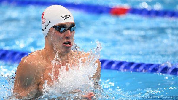 Олимпиада-2020. Плавание. Первый день