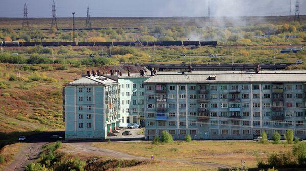 Города России. Воркута