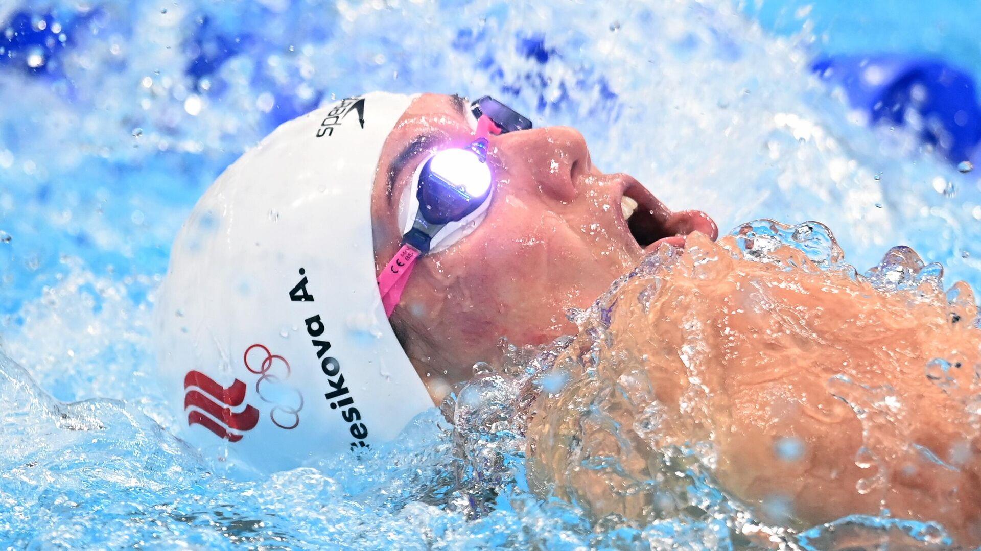 Олимпиада-2020. Плавание. Второй день - РИА Новости, 1920, 30.07.2021