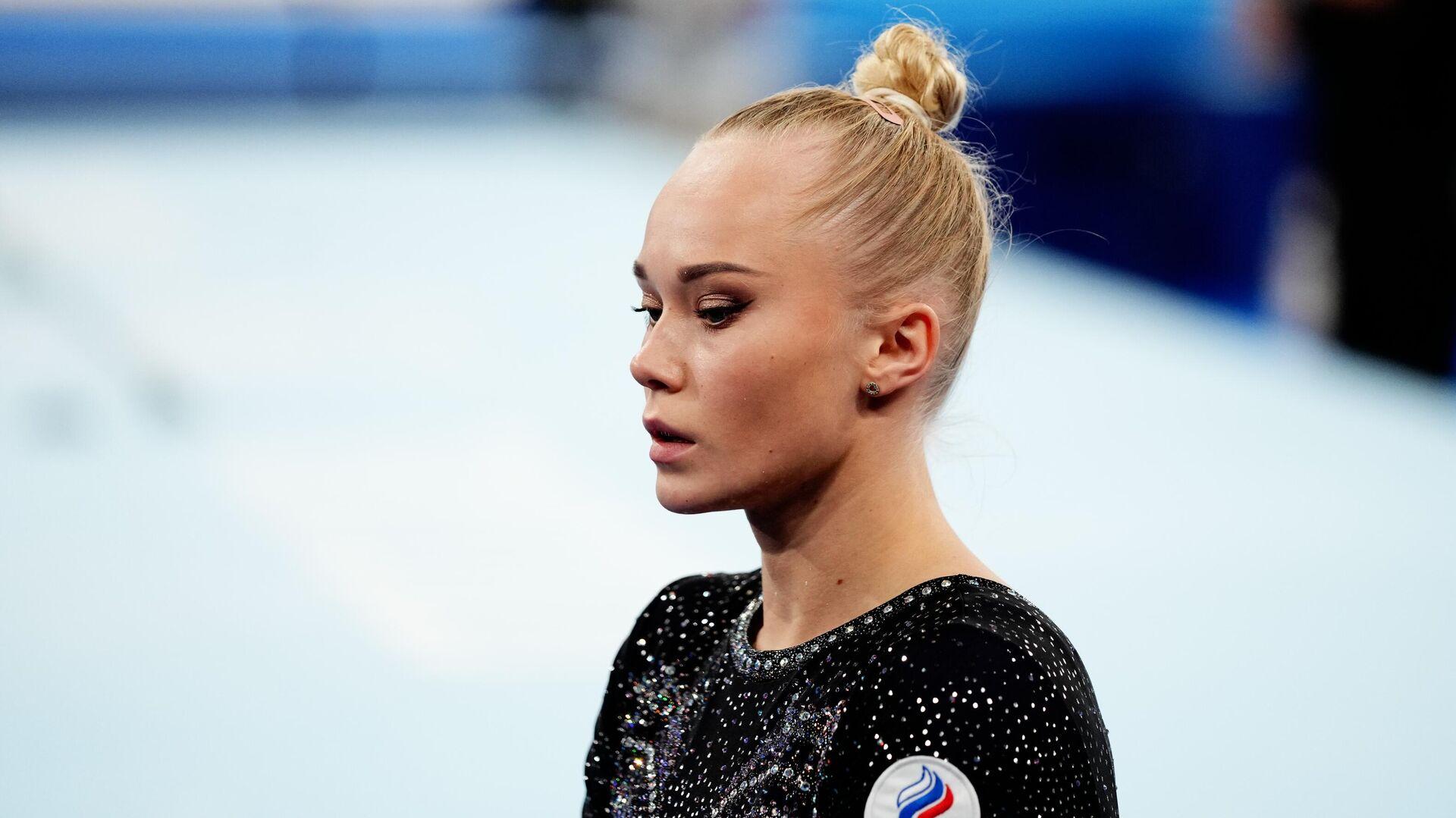 Олимпиада-2020. Спортивная гимнастика. Женщины. Разновысокие брусья - РИА Новости, 1920, 02.08.2021