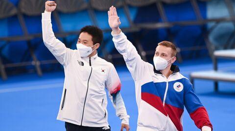 Олимпиада-2020. Спортивная гимнастика. Мужчины. Опорный прыжок