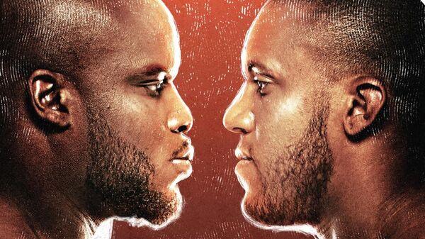 Постер UFC 265
