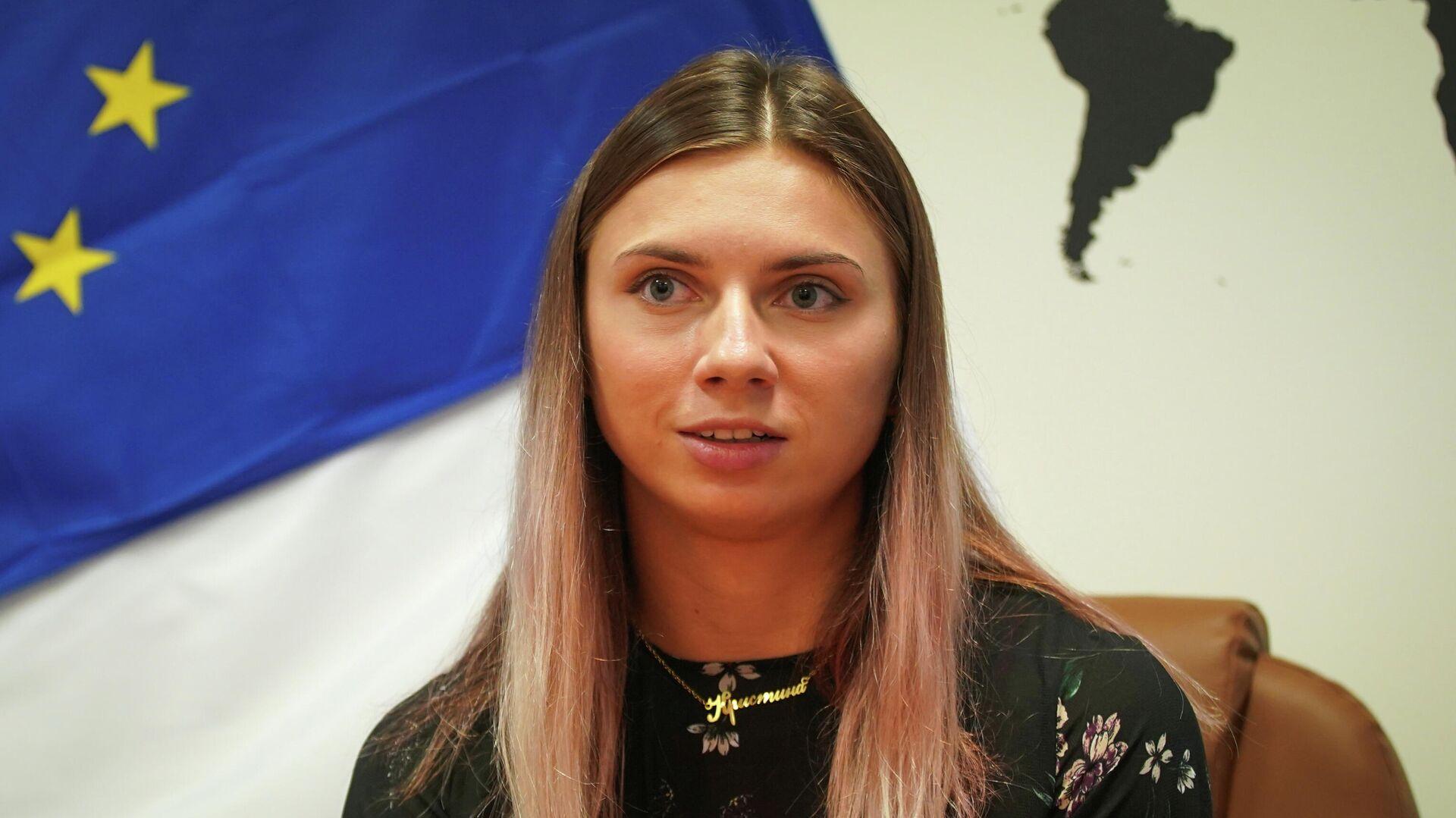 Кристина Тимановская - РИА Новости, 1920, 05.08.2021