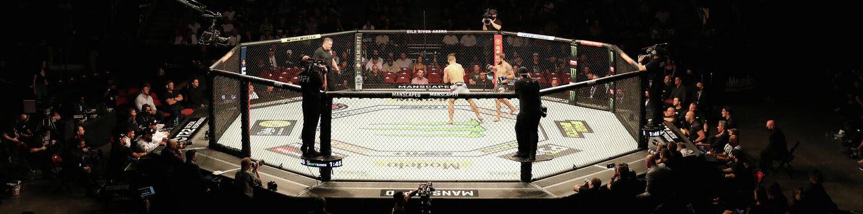 Октагон/MMA