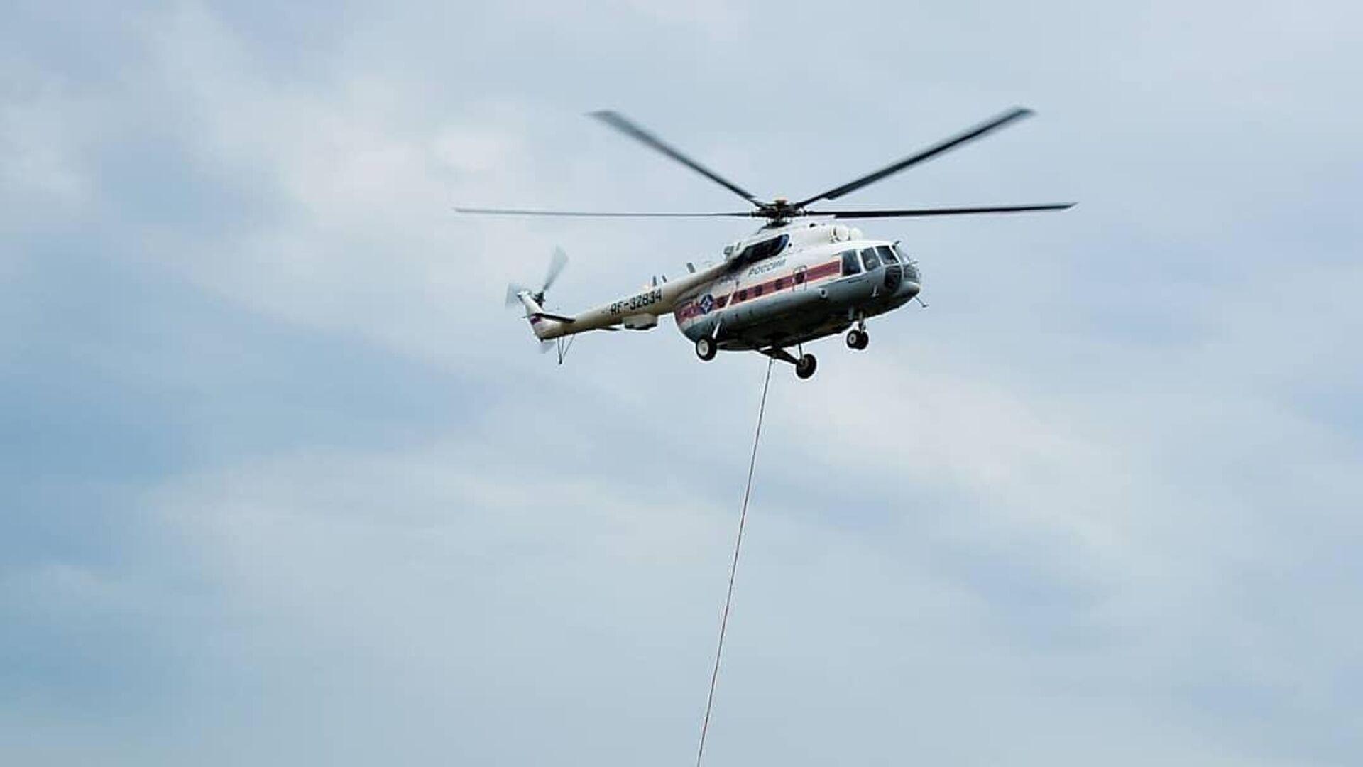 В Мордовском заповеднике пожарные вырвались из огненного кольца