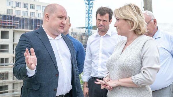 Министр культуры Ольга Любимова посетила культурно-образовательный и музейный комплекс в Севастополе