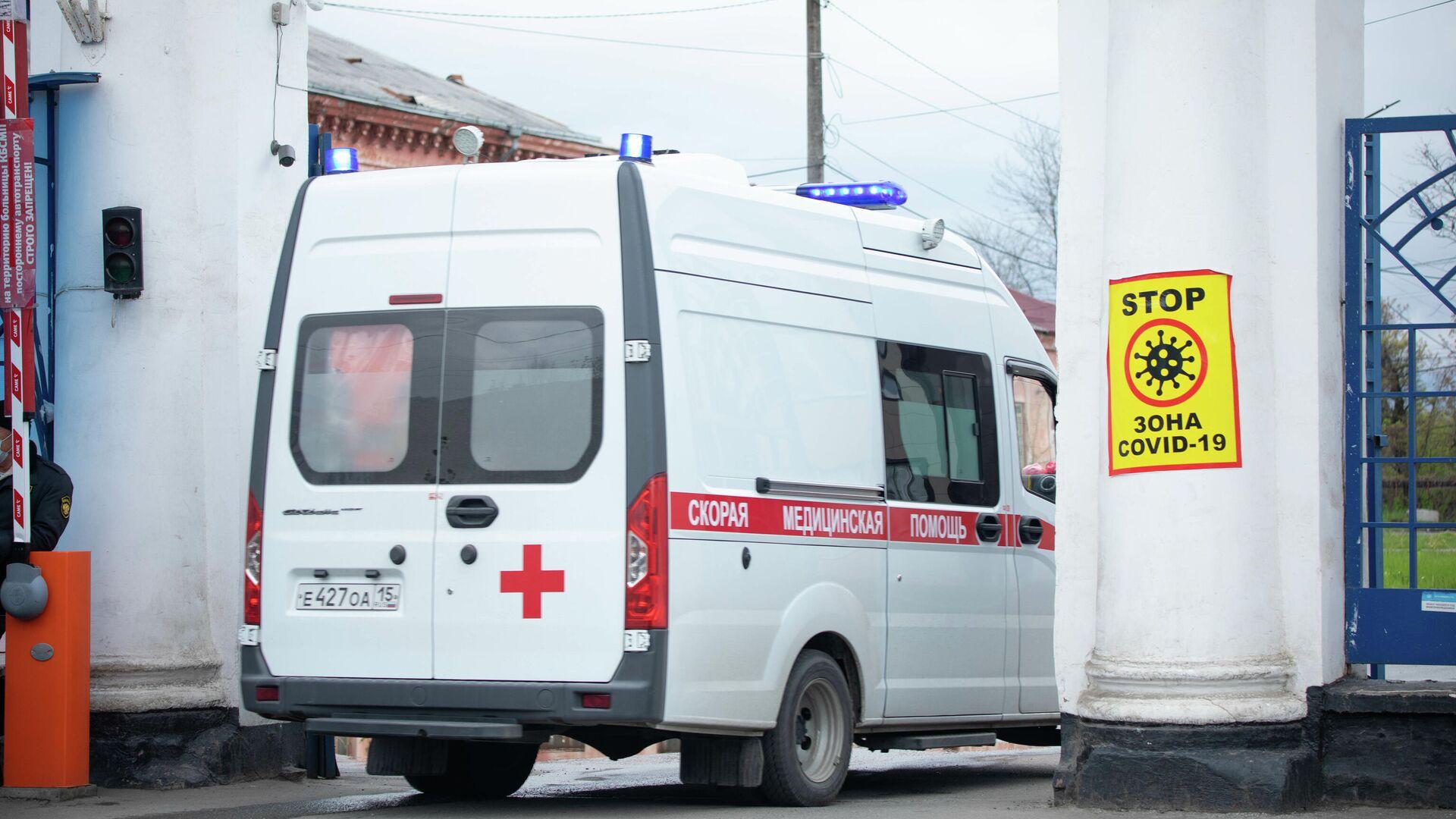 Военные отправили тонну кислорода в больницу во Владикавказе после ЧП