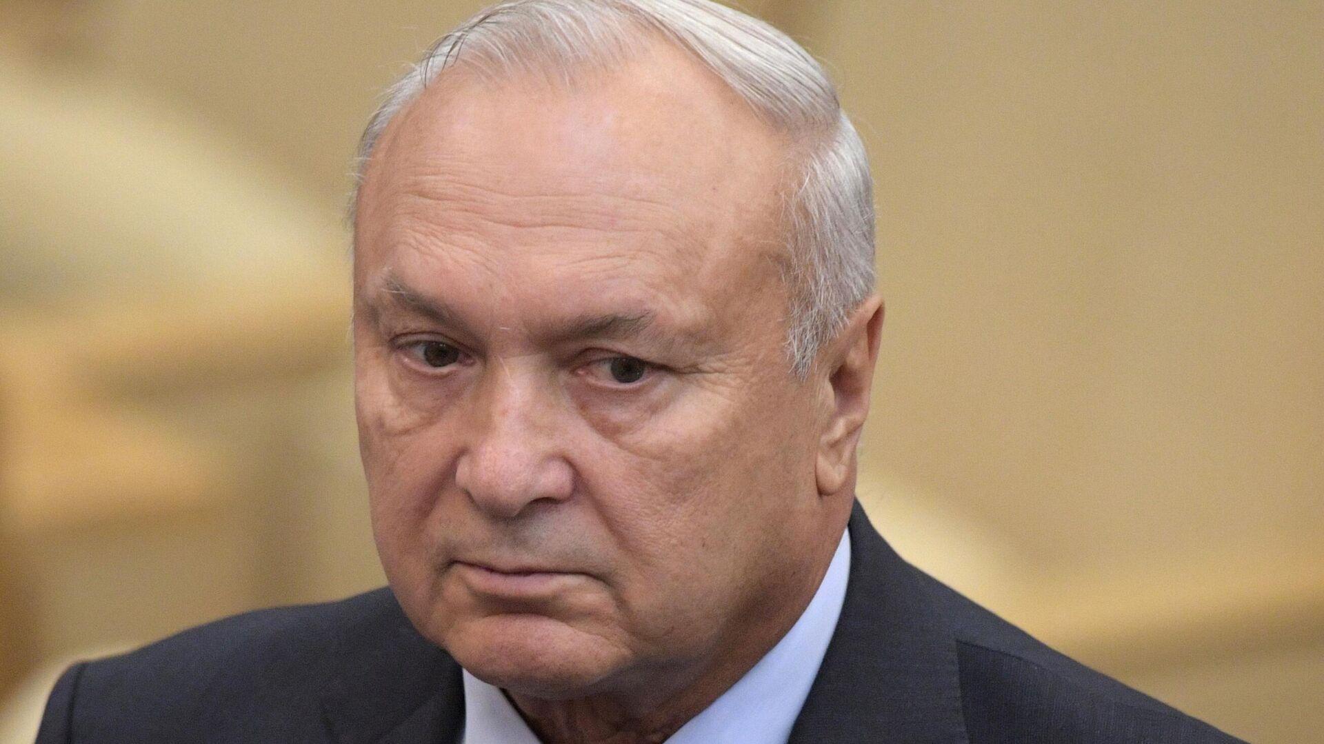 Умер экс-мэр Красноярска Пимашков
