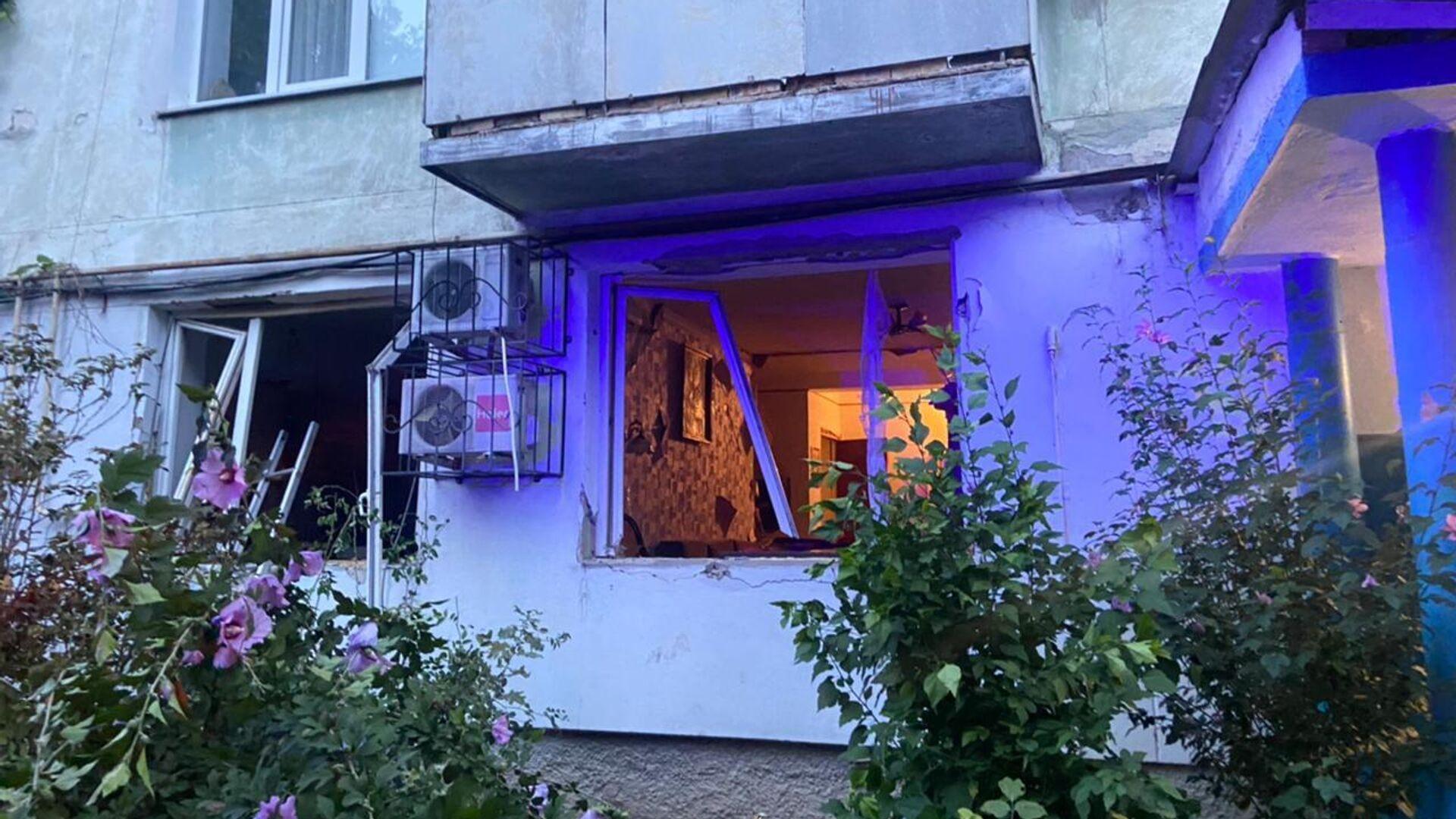 Пострадавшая при взрыве газа в Барнауле женщина скончалась в больнице