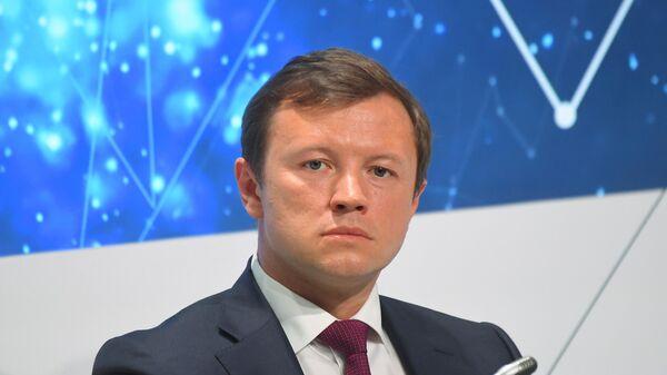 Заместитель мэра Москвы Владимир Ефимов