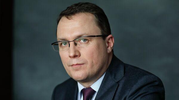 Генеральный директор компании Кронштадт Сергей Богатиков