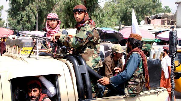 Боевики Талибана*