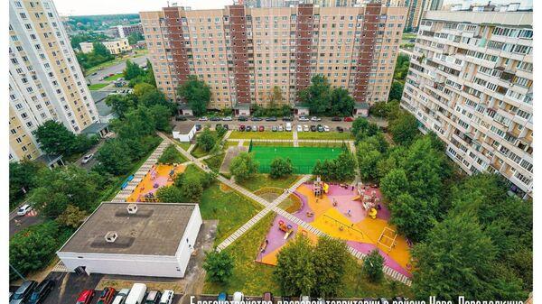 Новое общественное пространство появится в районе Ново-Переделкино