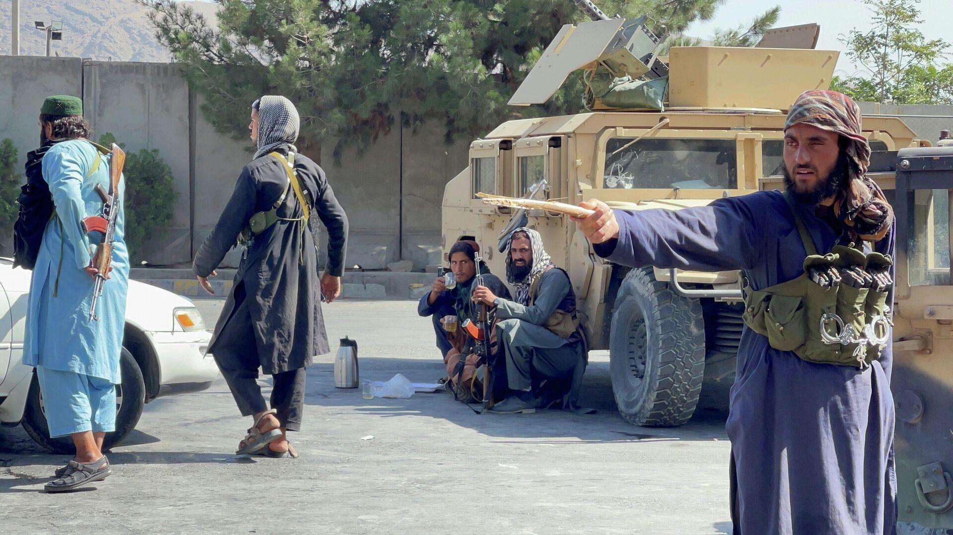 В Пентагоне рассказали о численности бойцов ИГ* в Афганистане