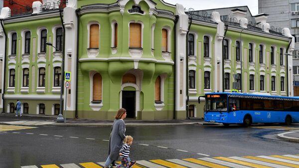 Реставрация особняка Абрикосовых в Москве