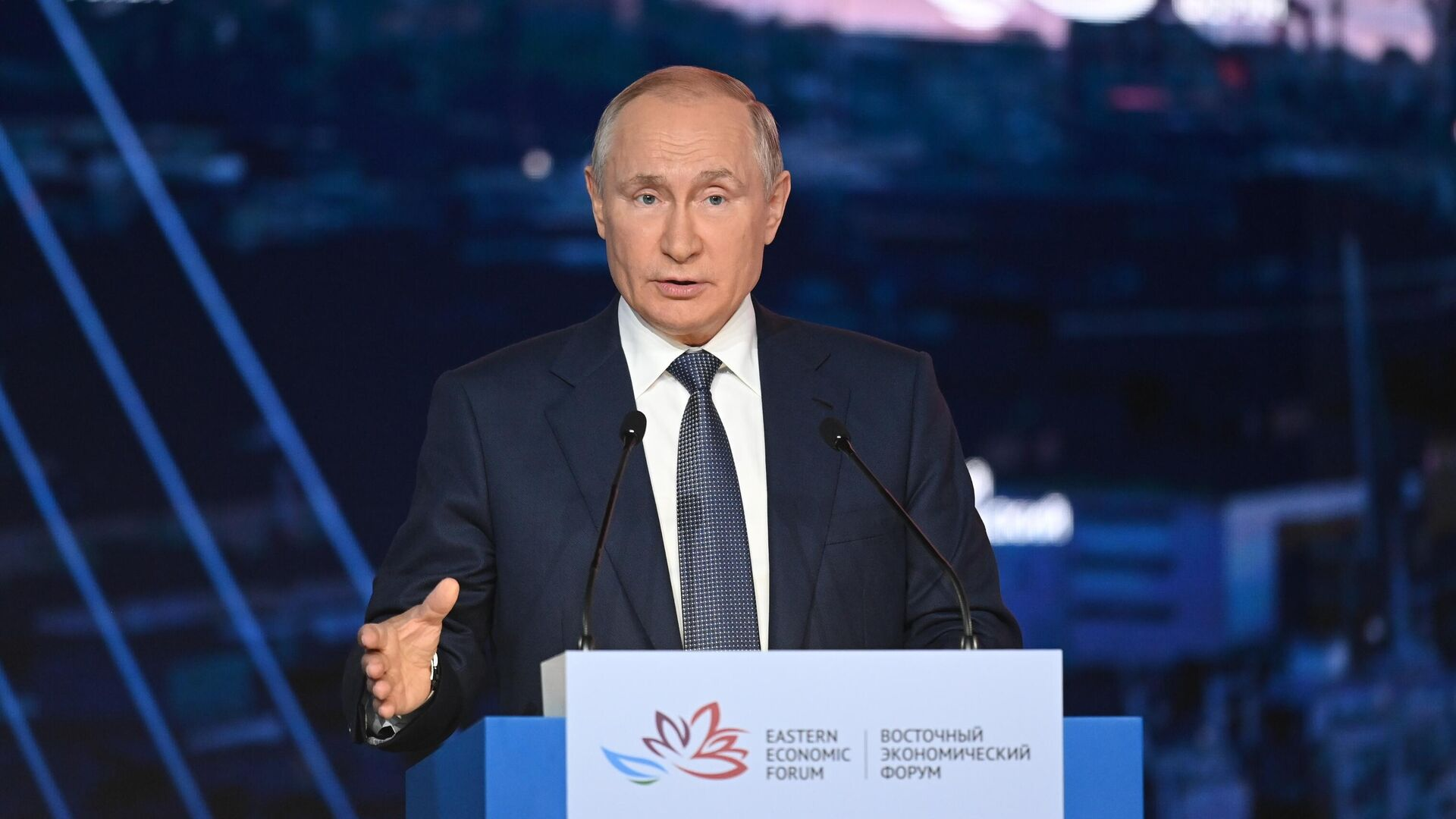 Россия заинтересована в развитии сотрудничества с Италией, заявил Путин