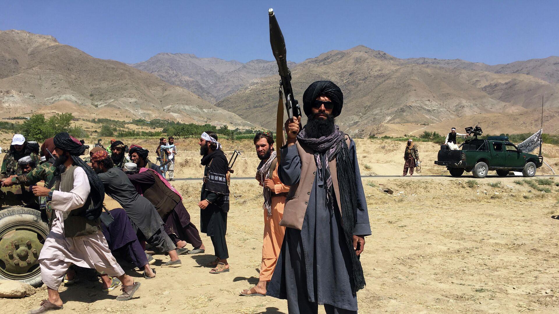 Талибы* в провинции Панджшер - РИА Новости, 1920, 15.09.2021