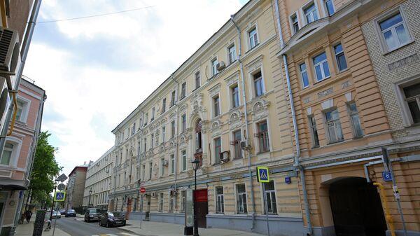 Доходный дом Коровина в Москве