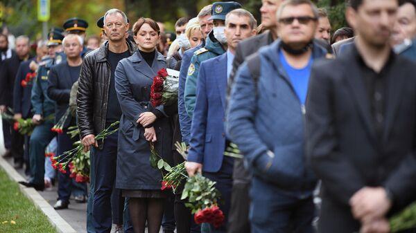 Акция памяти Зиничева прошла по всей России