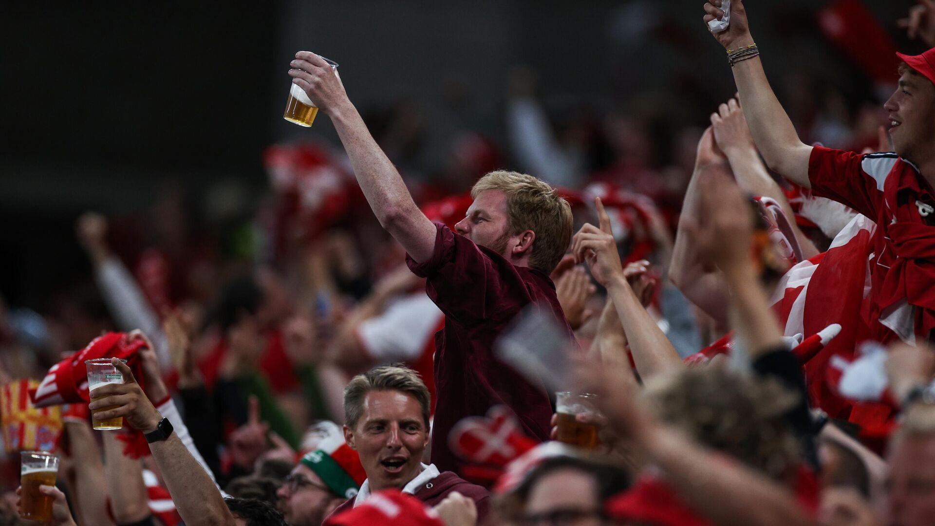 В Госдуме назвали дискриминацией невозможность продавать пиво на российских стадионах