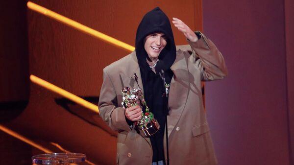 Джастин Бибер на премии MTV Video Music Awards