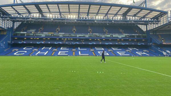 Домашний стадион Челси Стэмфорд Бридж