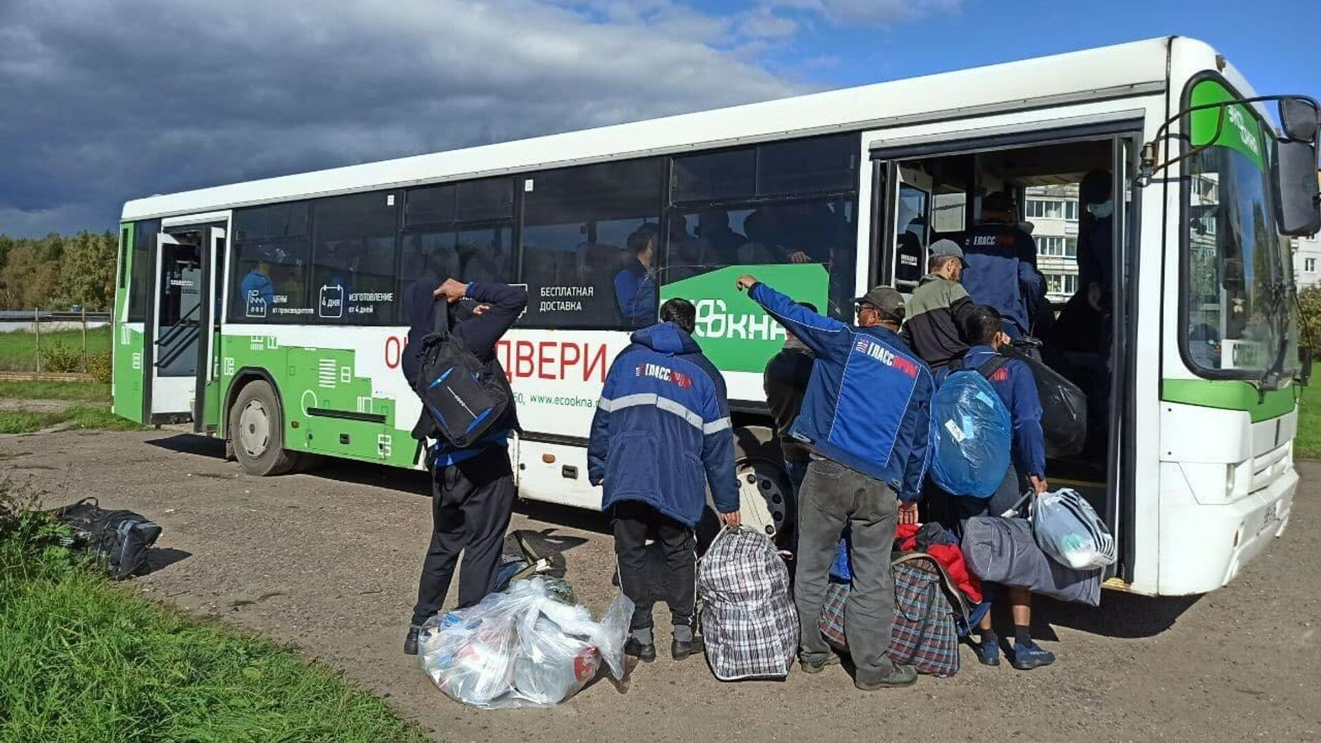 Глава Сергиево-Посадского округа ответил на просьбу выселить мигрантов