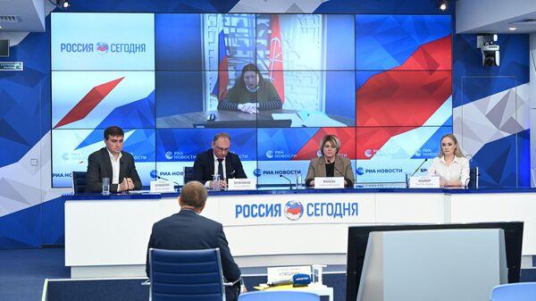 Онлайн-конференция по итогам первого этапа приемной кампании в колледжи России в 2021 году