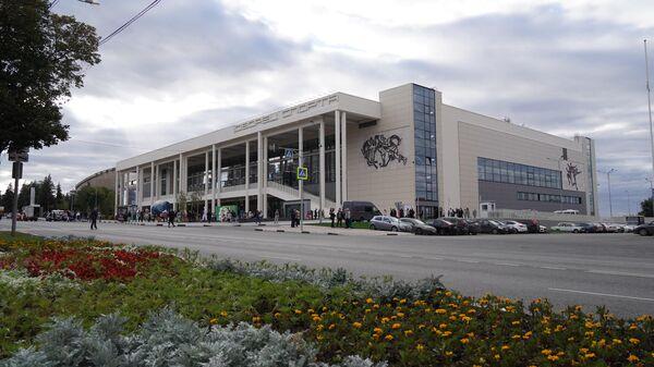 дворец спорта в Самарской области
