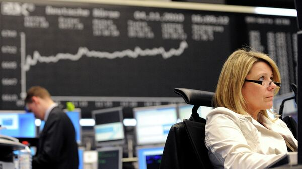 Работа аналитиков на бирже в Германии