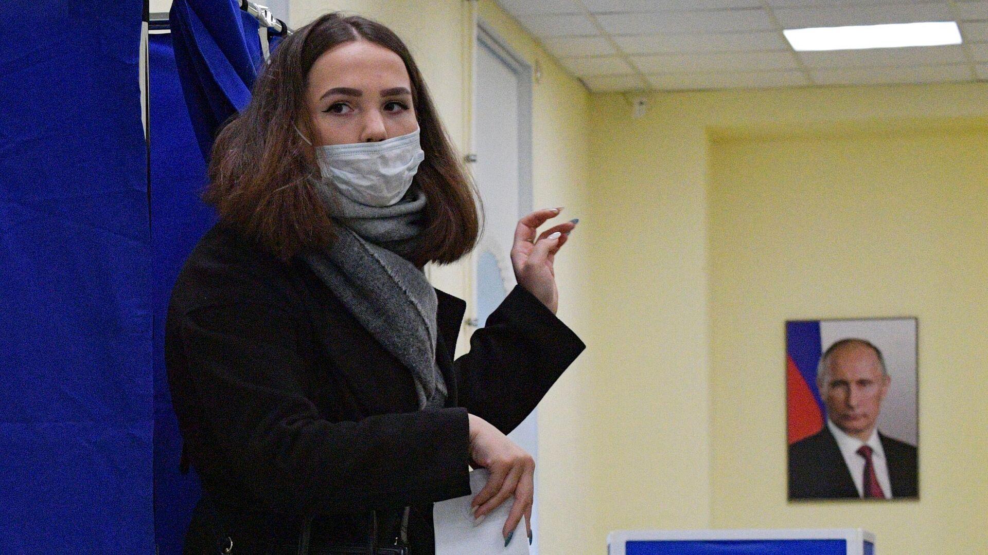Явка на выборах в Омской области составила почти 13 процентов