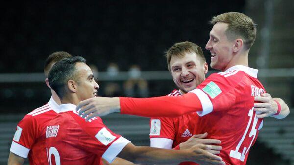 Сборная России по мини-футболу